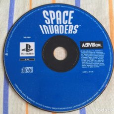 Videojuegos y Consolas: SPACE INVADERS PSX PS1 PSONE PS ONE PLAYSTATION 1 PLAY STATION KREATEN. Lote 167057616