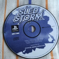 Videojuegos y Consolas: SLED STORM PSX PS1 PSONE PS ONE PLAYSTATION 1 PLAY STATION KREATEN. Lote 167057740