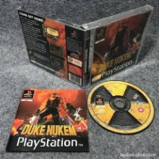 Videojuegos y Consolas: DUKE NUKEM SONY PLAYSTATION PS1. Lote 167081318