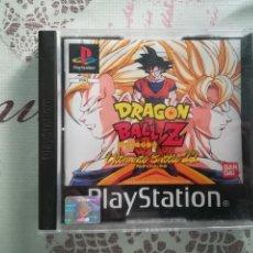 Videojuegos y Consolas: DRAGON BALL Z ULTIMATE BATTLE 22 PS1 - PSX. Lote 167332064
