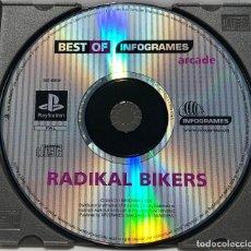 Videojuegos y Consolas: RADIKAL BIKERS PLAYSTATION PSX PS1 PSONE. Lote 167660012