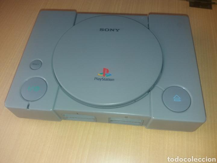 CONSOLA SONY PLAYSTATION SCPH-7502 (Juguetes - Videojuegos y Consolas - Sony - PS1)