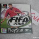 Videojuegos y Consolas: ANTIGUO JUEGO PLAYSTATION - FIFA 2000. Lote 167970440