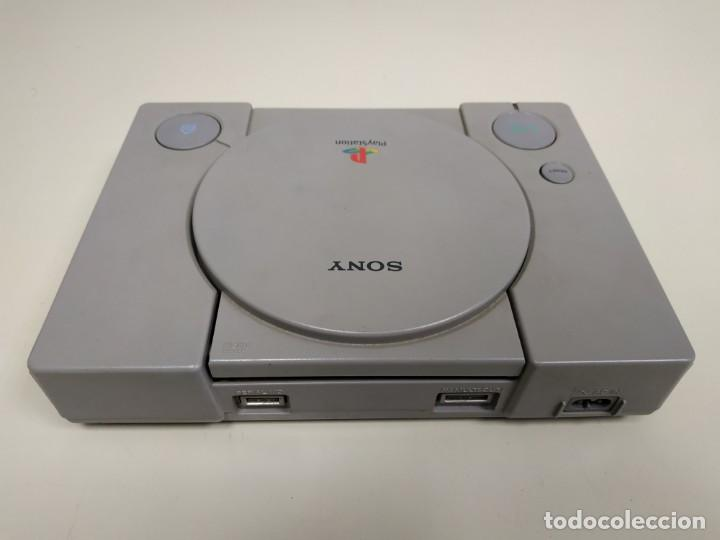Videojuegos y Consolas: 619- CONSOLA PLAYSTATION MOD SCPH 9002 PAL Nº SERIE C 9646176 Nº3 - Foto 2 - 168832808