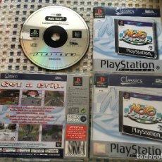 Videojuegos y Consolas: MOTO RACER CLASSICS PLATINUM PAL PSX PS1 PLAYSTATION 1 PLAY STATION ONE KREATEN . Lote 169397360