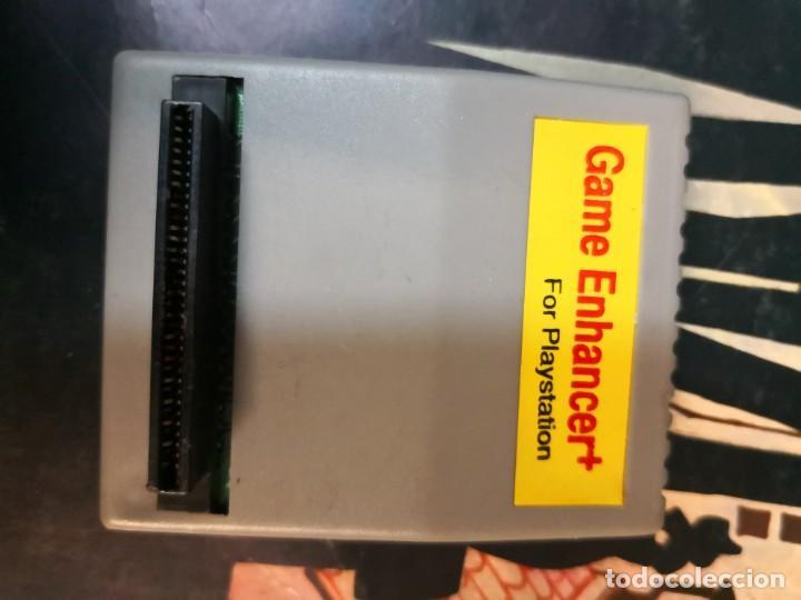 ACCESORIO POTENCIADOR PARA PLAYSTATION GAME ENHANCER (Juguetes - Videojuegos y Consolas - Sony - PS1)