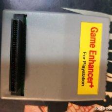 Videojuegos y Consolas: ACCESORIO POTENCIADOR PARA PLAYSTATION GAME ENHANCER . Lote 170140488