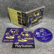 Videojuegos y Consolas: MUSIC SONY PLAYSTATION PS1. Lote 184227672
