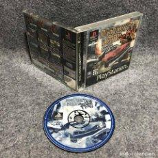 Videojuegos y Consolas: DESTRUCTION DERBY RAW SONY PLAYSTATION PS1. Lote 170471434