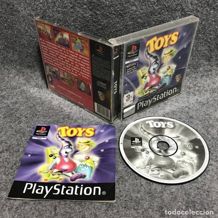 TOYS SONY PLAYSTATION PS1 (Juguetes - Videojuegos y Consolas - Sony - PS1)