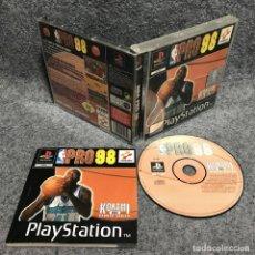 Videojuegos y Consolas: NBA PRO 98 SONY PLAYSTATION PS1. Lote 170471632
