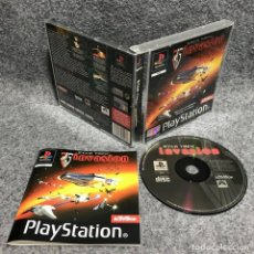 Videojuegos y Consolas: STAR TREK INVASION SONY PLAYSTATION PS1. Lote 170471736