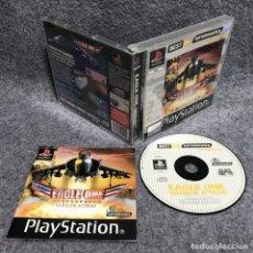 Videojuegos y Consolas: EAGLE ONE HARRIER ATTACK SONY PLAYSTATION PS1. Lote 170471740