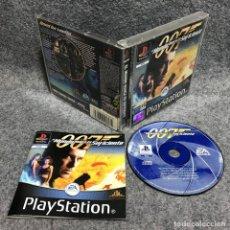Videojuegos y Consolas: EL MUNDO NUNCA ES SUFICIENTE SONY PLAYSTATION PS1. Lote 170471804