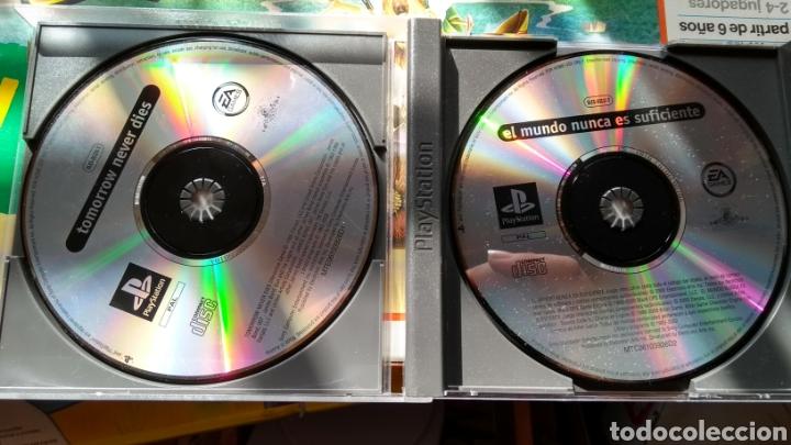Videojuegos y Consolas: El mañana nunca muere + el mundo nunca es suficiente (sin manual) - Foto 3 - 170482158
