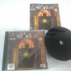 Videojuegos y Consolas: HEXEN PARA PS1 PS2 Y PS3 ENTRA Y MIRA MIS OTROS JUEGOS!!!. Lote 170852610