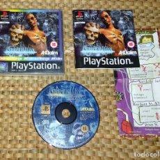 Videojuegos y Consolas: JUEGO PSX PS1 PS2 SHADOW MAN SHADOWMAN - PAL ESPAÑA - COMPLETO. Lote 170980999