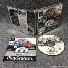Videojuegos y Consolas: F1 CHAMPIONSHIP SEASON 2000 SONY PLAYSTATION PS1. Lote 170997510
