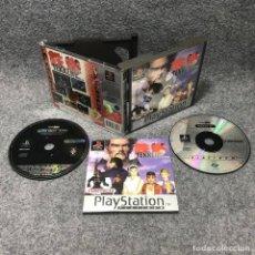 Videojuegos y Consolas: TEKKEN 2+POINT BLANK DEMO SONY PLAYSTATION PS1. Lote 170997624