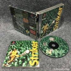 Videojuegos y Consolas: STRIKER 96 SONY PLAYSTATION PS1. Lote 170997659