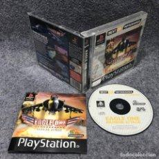 Videojuegos y Consolas: EAGLE ONE HARRIER ATTACK SONY PLAYSTATION PS1. Lote 170997774