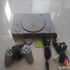 Videojuegos y Consolas: PLAYSTATION 1 COMPLETA. Lote 171316360