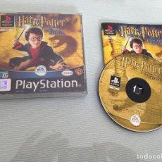 Videojuegos y Consolas: HARRY POTTER PSX LA CÁMARA SECRETA . Lote 171499938