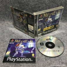Videojuegos y Consolas: MEDIEVIL SONY PLAYSTATION PS1. Lote 171849978