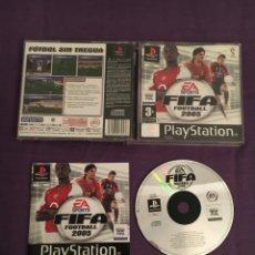 Videojuegos y Consolas: JUEGO FIFA FOOTBALL 2005 SONY PLAYSTATION. Lote 172124370