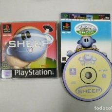 Videojuegos y Consolas: SHEEP - PSX PS1 PLAYSTATION PLAY STATION - PAL UK. Lote 172216128
