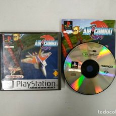 Videojuegos y Consolas: AIR COMBAT - PSX PS1 PLAYSTATION PLAY STATION - PAL ESP. Lote 172216209