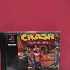 Videojuegos y Consolas: CRASH BANDICOOT PARA PLAYSTATION. Lote 172571135