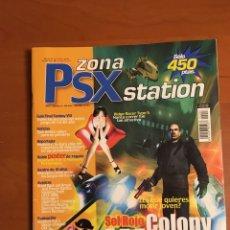 Videojuegos y Consolas: ZONA PSX STATION N°6. Lote 172798027