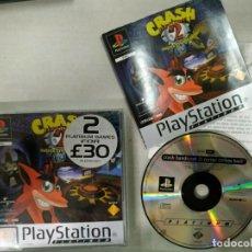 Videojuegos y Consolas: CRASH BANDICOOT 2 CORTEX STRIKES BACK - PSX PS1 - PLAYSTATION - PAL ESPAÑA. Lote 173637742