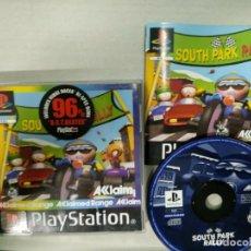 Videojuegos y Consolas: SOUTH PARK RALLY - PSX PS1 PLAYSTATION PLAY STATION - PAL. Lote 173638485