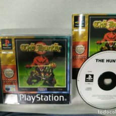 Videojuegos y Consolas: THE HUNTER - PSX PS1 PLAYSTATION PLAY STATION - PAL. Lote 173652529