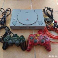 Videojuegos y Consolas: CONSOLA SONY PLAYSTATION 1 - PS1. Lote 173792922