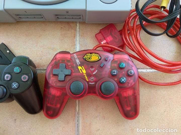 Videojuegos y Consolas: CONSOLA SONY PLAYSTATION 1 - PS1 - Foto 3 - 173792922