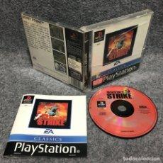 Videojuegos y Consolas: SOVIET STRIKE SONY PLAYSTATION PS1. Lote 173886657