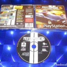 Videojuegos y Consolas: TEST DRIVE 5 - PSX - SLES 01165 - ACCOLADE - MAS GRANDE MAS DURO MAS RAPIDO. Lote 173924992