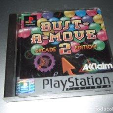 Videojuegos y Consolas: VIDEOJUEGO BUST A-MOVE 2 PLAYSTATION 1 PS1 (COMPLETO). Lote 173934813