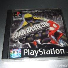 Videojuegos y Consolas: VIDEOJUEGO ROAD RASH 3D PLAYSTATION 1 PS1. Lote 173944272