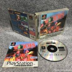 Videojuegos y Consolas: WORMS SONY PLAYSTATION PS1. Lote 174274959