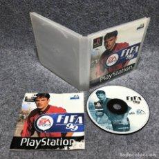 Videojuegos y Consolas: FIFA 99 SONY PLAYSTATION PS1. Lote 174293987