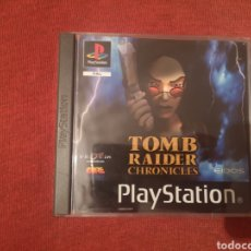 Videojuegos y Consolas: PS1 TOMB RAIDER CHRONICLES PLAYSTATION. Lote 175050147