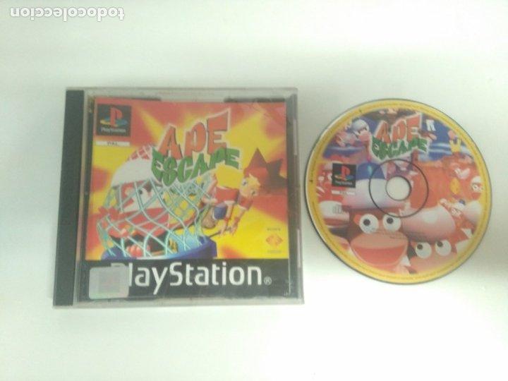 APE ESCAPE PARA PS1 PS2 Y PS3!!!! ENTRA Y MIRA MIS OTROS JUEGOS (Juguetes - Videojuegos y Consolas - Sony - PS1)