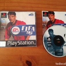 Videojuegos y Consolas: FIFA 99 PSX PLAY STATION . Lote 176510593
