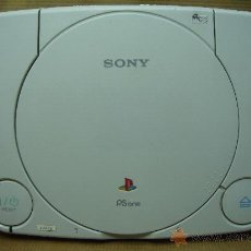 Videojuegos y Consolas: CONSOLA PS ONE .- PLAY STATION - CABLES + 1 MANDO ORIGINAL. Lote 176531690