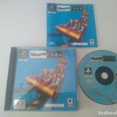 Videojuegos y Consolas: THEME PARK PARA PS1 PS2 Y PS3! ENTRA Y MIRA MIS OTROS JUEGOS!!. Lote 176748322