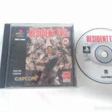 Videojuegos y Consolas: RESIDENT EVIL!! PARA PS1 PS2 Y PS3!!!! ENTRA Y MIRA MIS OTROS JUEGOS!!. Lote 177115775